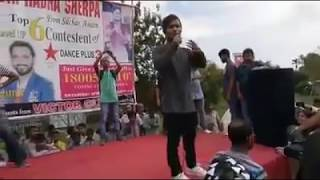 Bir Radha Sherpa visited his home town silchar before Dance Plus 3 Finale 2017