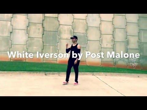 Post Malone - White Iverson :: Dance Video