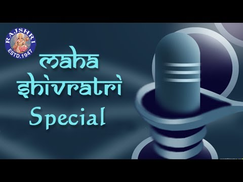 Mahashivratri Special - Collection Of Shiva Aarti With Lyrics - Devotional video
