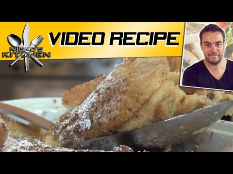 French Toast Bake - Video Recipe