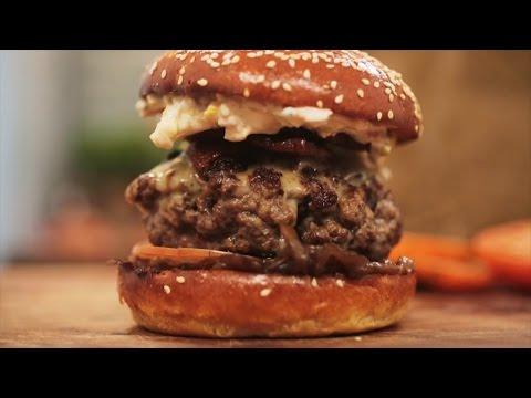 Итальянский Бургер от Джейми / Jamie's Italian Burger | Jamie Oliver & Gennaro Contaldo