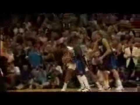 2006-07 San Antonio Spurs NBA championship (part 1/5)