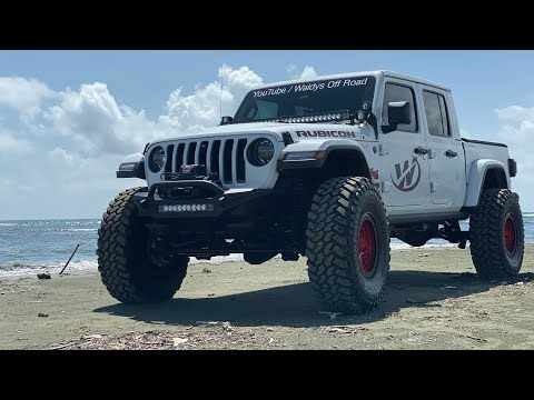 Jeep Gladiator on 40s first Phase-Walk Around by Waldys Off Road