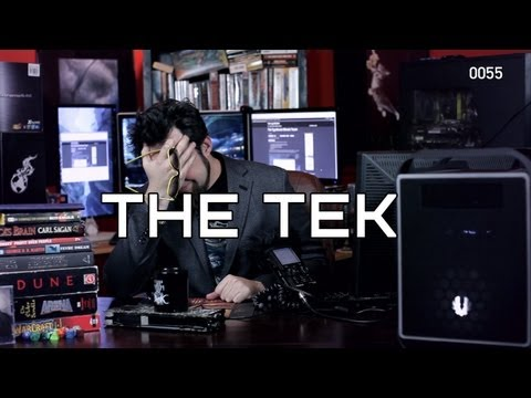 The Tek 0055: The Real Reason The Senate Denied CISPA