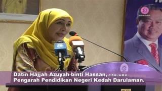 Majlis Perjumpaan Menteri Pelajaran (Timbalan Perdana Menteri) dengan warga JPN Kedah