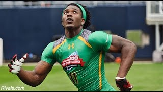 Rewind: Bo Scarbrough - 2013 Rivals.com Five-Star Challenge