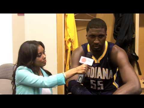 Carmen Coffee - Sports Correspondent Reel - NBA Edition