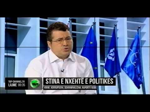 Revista Televizive e Mbrëmjes, 15 Shtator 2015 - Top Channel Albania - News - Lajme