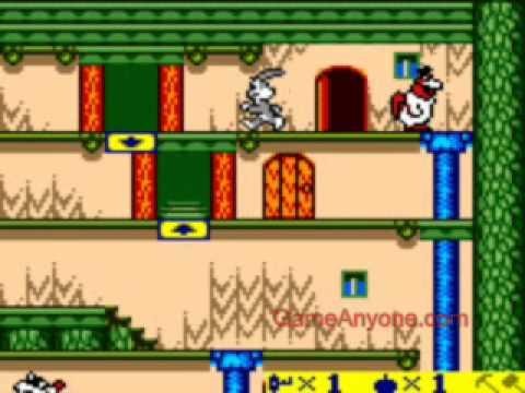 Bunny Castle Bugs Bunny Crazy Castle 3