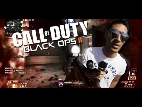Call of Duty Black Ops 2 | Sniper Minitage by WaRTeK