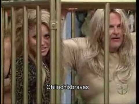 La Loba ,Shakira,Raul de Molina y Lili Estefan.(parodia)