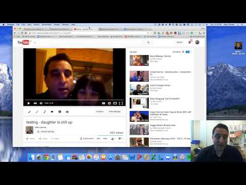 Online dating video call
