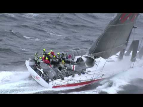 Richard Branson Sailing Virgin Money