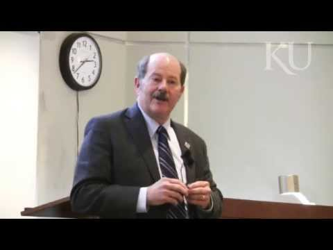 University of Kansas School of Engineering 2014 J.A Tiberti Lecture
