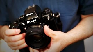 5 REASONS YOU SHOULD OWN A NIKON F4