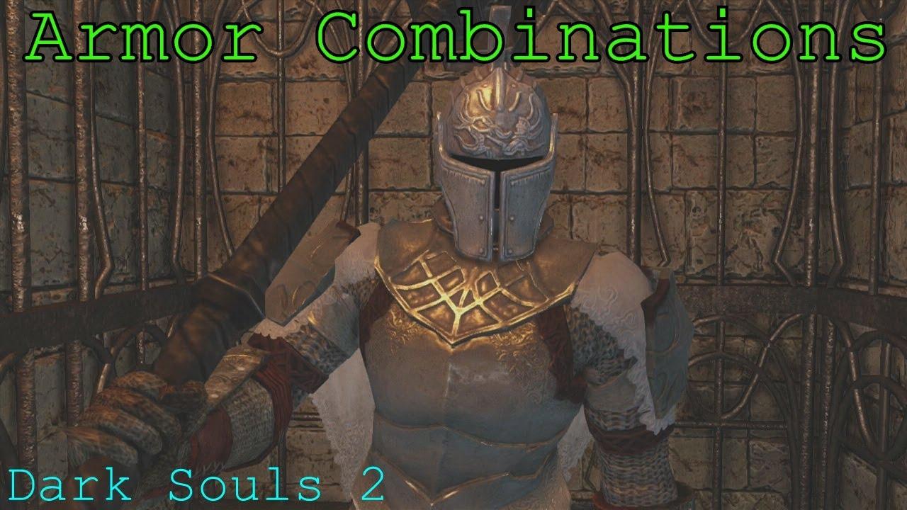 Dark Souls 2 Armor