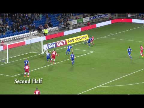 BITE-SIZE HIGHLIGHTS: CARDIFF CITY 3-1 IPSWICH