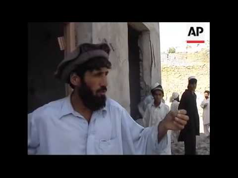 Latest pictures from N Waziristan, aftermath of airstrike