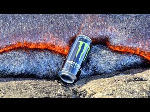 Monster Energy Call Of Duty Ghosts and Lava - Nikon D800