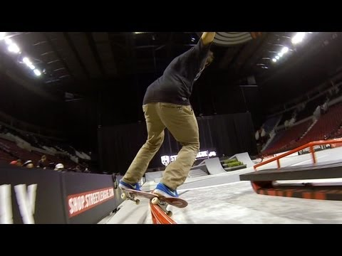 Koston and Malto Street League Course Preview - Portland