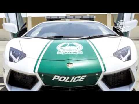 Patrullas Lamborghini Para Zonas Turisticas de Dubai.  abril  /  2013