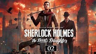 SHERLOCK HOLMES #02 - Über die Dächer Londons