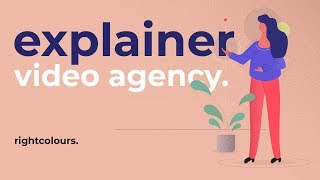 Animated Explainer Video Production   rightcolours.