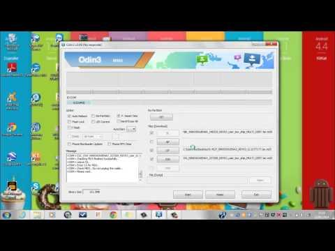 Actualización Galaxy note3 a 4.4.2 kit kat