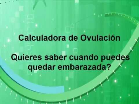 Calculadora de Ovulación - Quieres saber cuando puedes quedar embarazada?