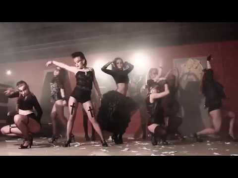 InnaShowGroup | Power Francers and D-Bag- Pompo Nelle Casse | Artur Mustaev | E-dance studio