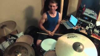 Macklemore & Ryan Lewis - Downtown  [Drum Cover]