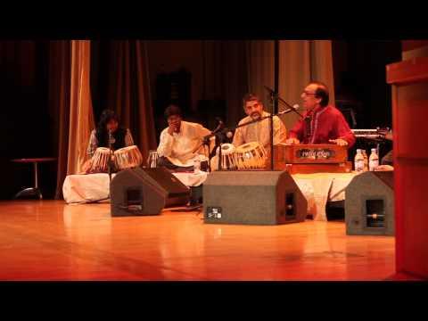 Ghulam Ali Funny Shayari London 2014 video