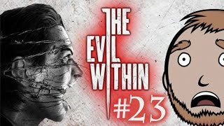 Two Best Friends Play The Evil Within (Part 23)