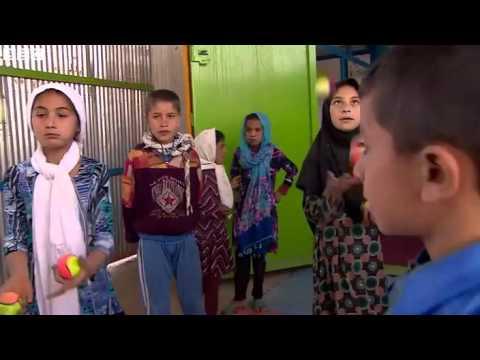 Afghan girl seeking 'better future' for Kabul children