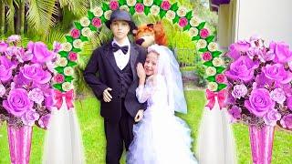 Nastya married