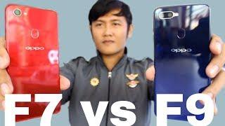 OPPO F9 vs OPPO F7 indonesia - Refry ft. Gadgetmart Sampit