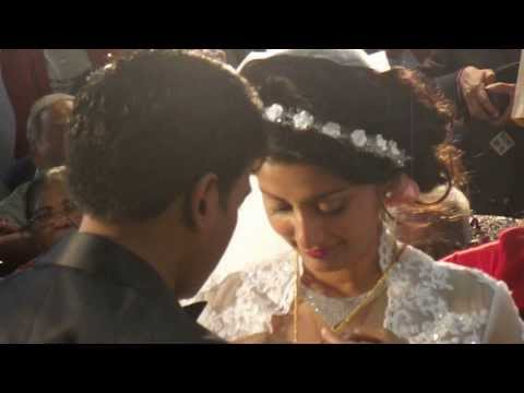 Meera Jasmine Wedding Exclusive Video Part 1 video