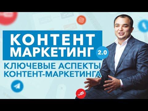 Контент-маркетинг 2:0. Ключевые аспекты контент маркетинга.