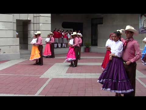 Bailable de Coahuila-Grupo de Danza Sec. N° 49 Monterrey, N. L.