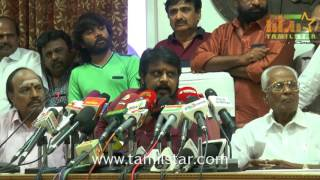 Pudhuvasantham Ani – Writers Union Election Press Meet