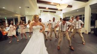 Queen Bridal Party Flash Mob Don 39 T Stop Me Now
