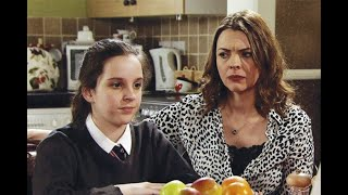 Coronation Street kid Amy Barlow's baby daddy REVEALED – and it's not good news