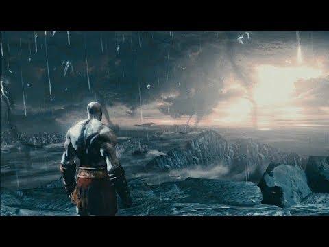 God of War III: Кратос против Зевса 3