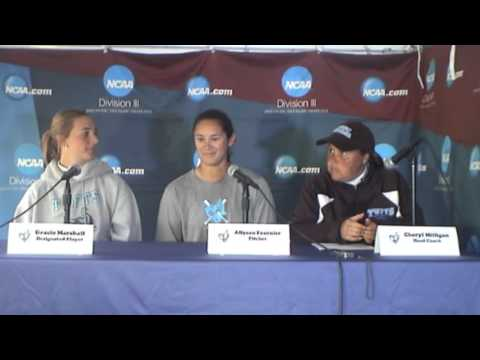 2013 NCAA DIII Softball Championship - Game 3 - Tufts