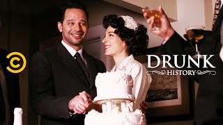 Drunk History - The Reagans' Big Romance