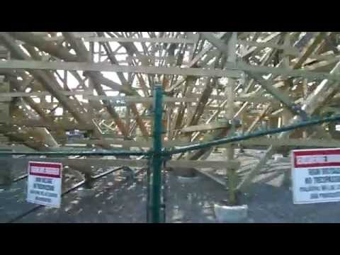 Goliath From Scenic Railway Train Six Flags Great...