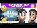 Lagu NSD REACT   BTS 'Heartbeat' MV (BTS WORLD OST)