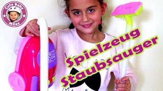 Spielzeug Staubsauger Test - Miley hilft im Haushalt - Kanal für Kinder