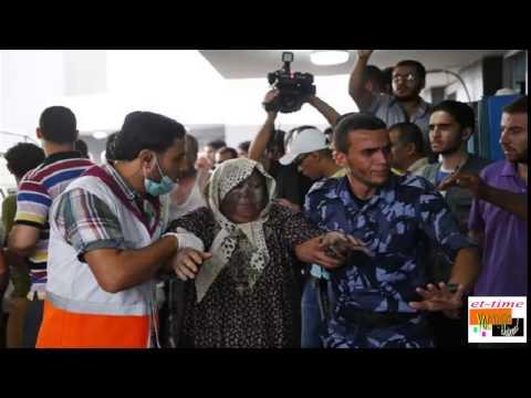 World pushes truce efforts as Gaza toll hits 548