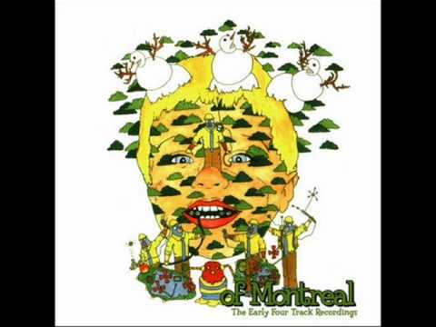 Of Montreal - Dustin Hoffman Thinks About Eating The Soap